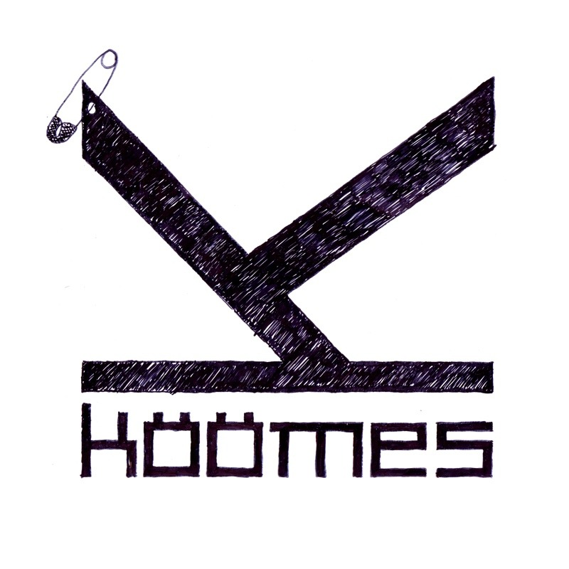 Köömes logo originaal
